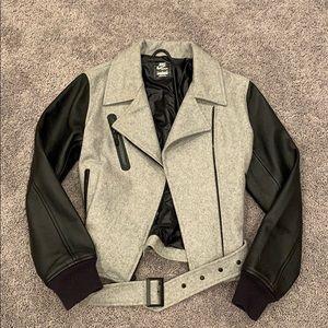 Rare Nike Sportswear NSW Leather Jacket